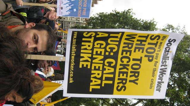 Fin de semana de protestas contra los recortes