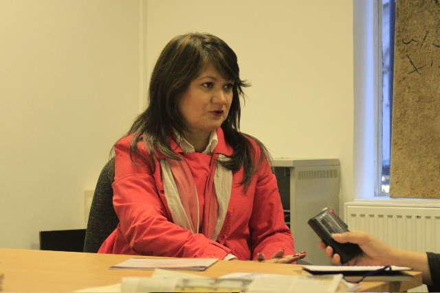 Interview with Lorena Escudero, ecuadorian Minister of the National Secretariat for Migrants