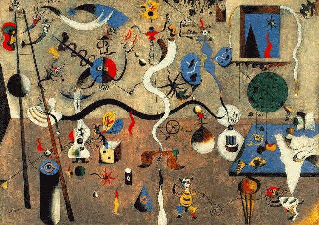 Joan Miró at Tate Modern
