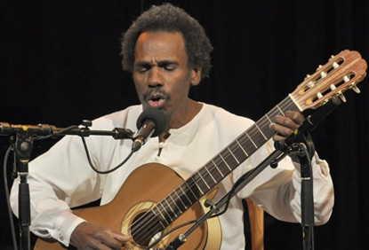 Celso Machado: Caribbean rhythm in London