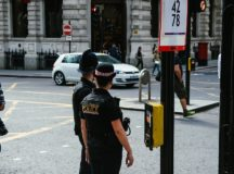 The changing meanings of the word 'Police'