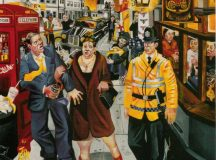Ed Gray: Telling the story of London through paintings