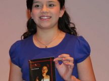 El debut artístico de Isabella