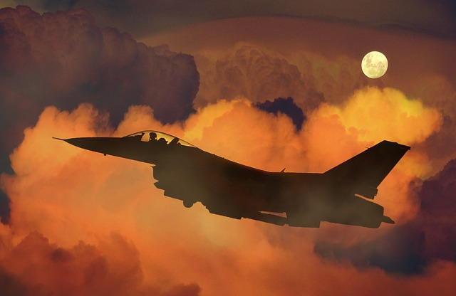 No bombardeen Siria 3 foto de Pixabay