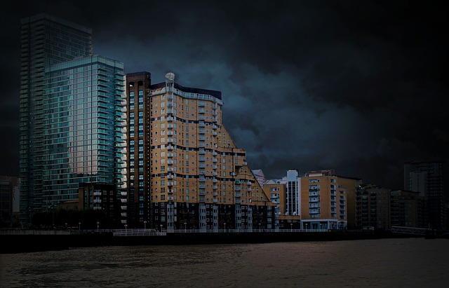 Nostradamus pixabay ciudad londres