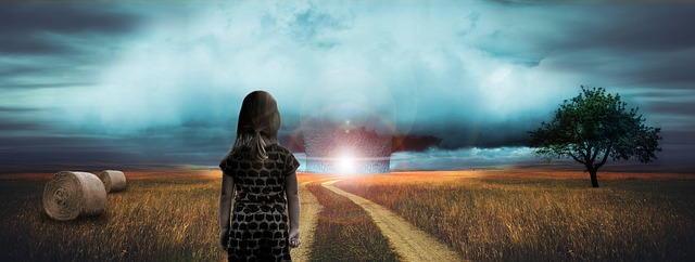 Nacionalism girl paisaje bomba paz pixabay