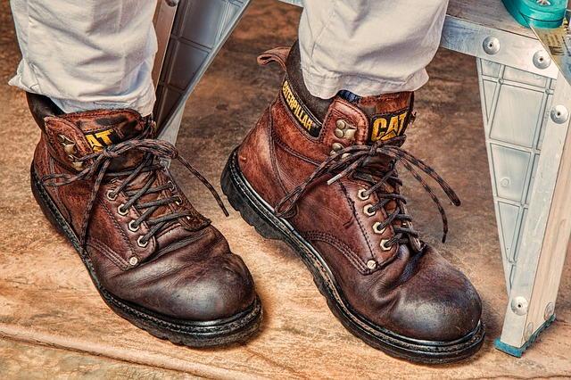 Zapatos trabajo pixabay