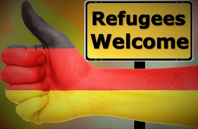 Germany refugee story 5 Foto de Pixabay