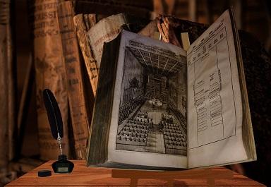 libro viejo escritur alitera pixabay