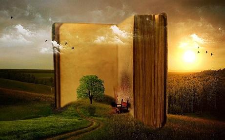 Libro antigu soledad luz pixabay