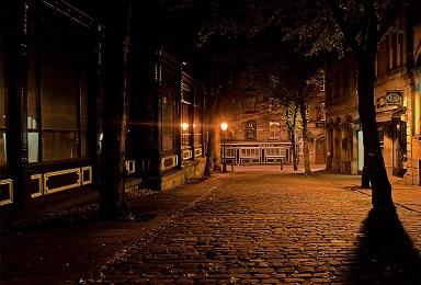ciudad city noiche dormir pixabay