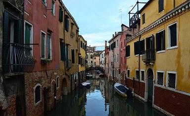 ciudad city venecia pixabay