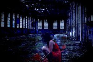 crimen soedad abandono pixabay