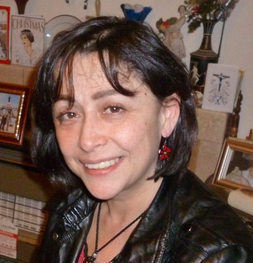A Monica Uribe foto donde chris completa original