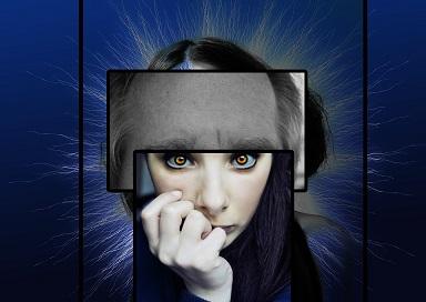 identidad mujer esquizofrenia pixabay