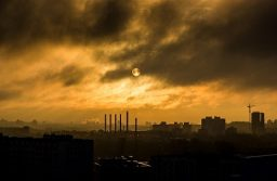 The Valley and City of Mexico: Polluted and polluting