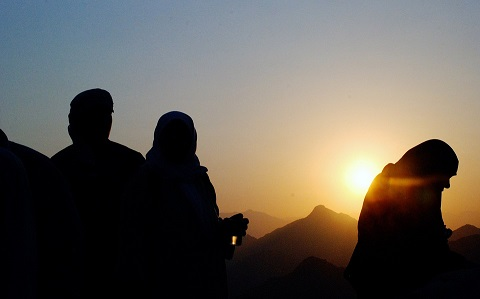 Musulman islam tarde fila gente pixabay