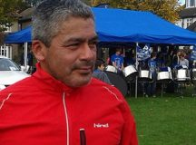Ecuadorian Roberto Patricio: a passion for athletics