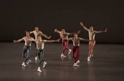 Justin Peck seeks the meaning of music with ballet shoes