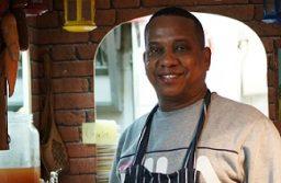 Regino Gerardo, a Dominican twice an immigrant