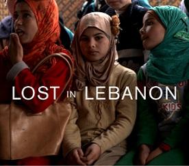 """""""Perdidos en el Líbano"""": Hacer películas para crear un cambio"""