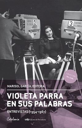 Violeta Parra portada libro