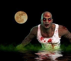 terror zombie muerte pixabay