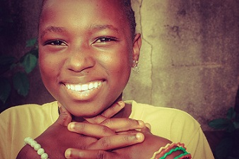 Africano mujer 2 pixabay