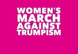 marcha mujeres contra trump
