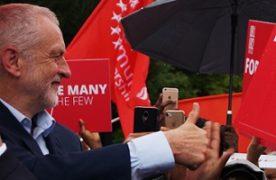 La celebración de Corbyn ya tiene fecha y lugar