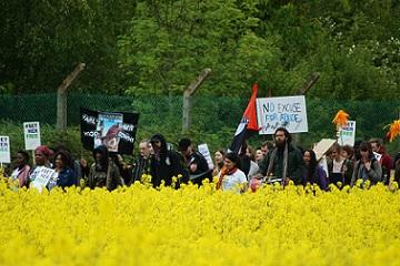 Mabel Gawanas protest detencion yarls wood Foto MarcosOrtiz (9)