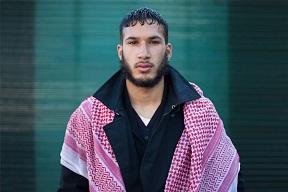 Retratos de Mahtab Hussain musulmanes (3)