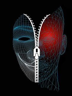 Identidad cara face personalid locura pixabay