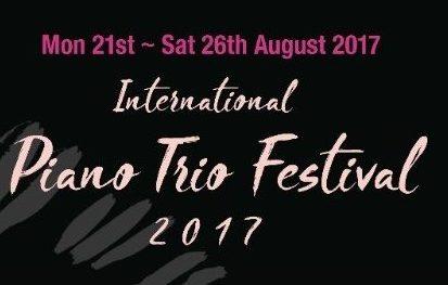 Ronnie Scott international piano trio