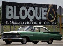 International solidarity with Cuba against US blockade