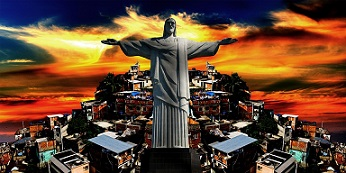 Favela Brasil rio pixabay (1)