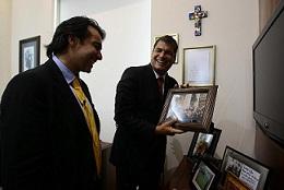 Marco con Rafa Correa_Ecuador