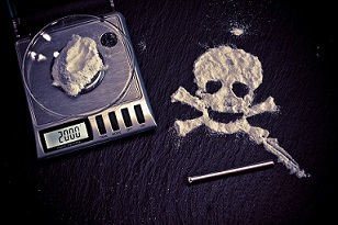 Narco Cocaina droga crimen muerte pixabay