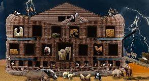 Noah's Ark arca de noe pixabay 2