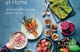 Cocina verde en casa