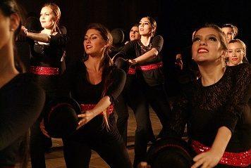 Cuba Ballet Rosario…. Cuba is in Argentina