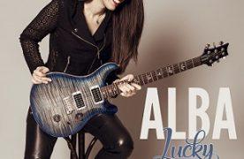 """Alba y """"Lucky""""  en Londres…"""