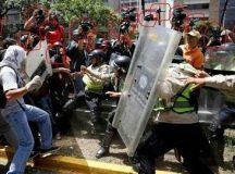 Oposicion en Venezuela. Free Photo TeleSur