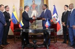 Bi-national co-operation between Venezuela and Haiti