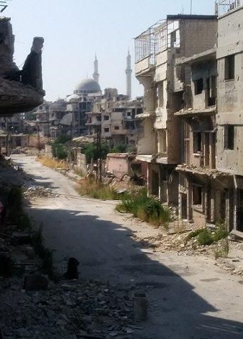 Simplemente, Homs
