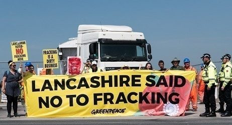 For a Lancashire free from fracking