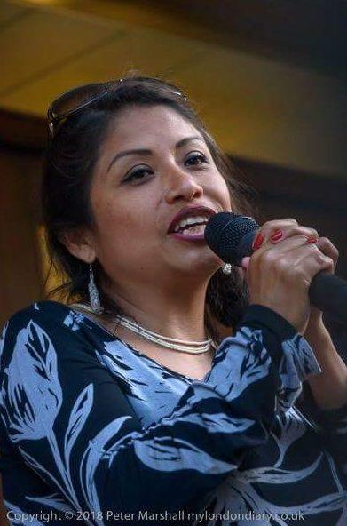 Belgica Guaña: the Labour Party's first Ecuadorian councillor