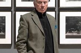 Portrait of the Photographer Don McCullin. 01.02.2019 Tate Britain