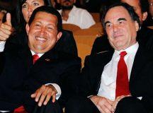 Ken Livingstone presenta a Hugo Chávez