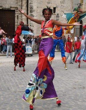 Camagüey: danza artística, pedagógica y cultural